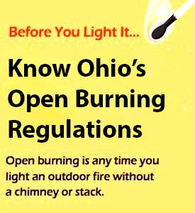 Open Burning Regulations